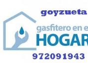 Gasfitero en rimac servicios goyzueta
