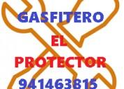 Gasfitero en san isidro 990494886