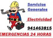 Gasfitero barranco 941463815