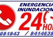 Servicio urgente las 24 horas