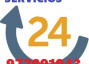 Maestros gasfiteros atienden emergencias las 24 h