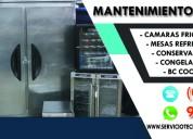 Increible!! reparacion de mesas refrigeradas