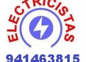 Electricistas en cercado de lima 24 horas