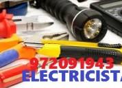Electricistas en breña 24 horas