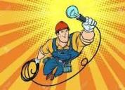 Electricistas en la victoria 24 horas