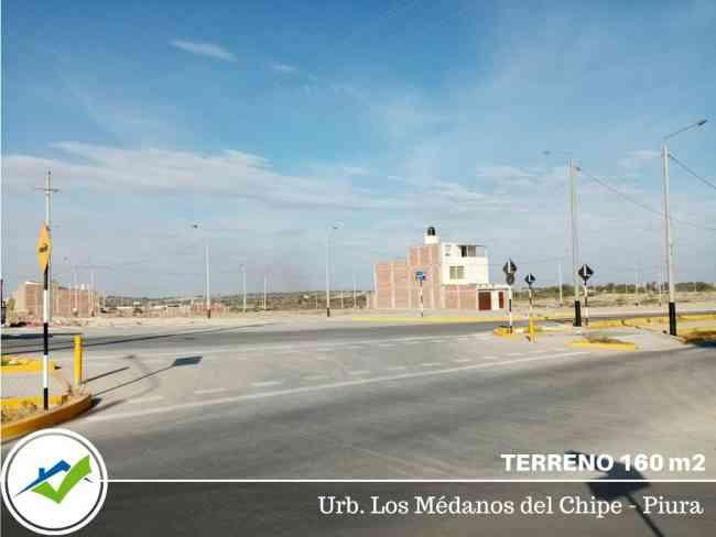 TERRENO URB. LOS MEDANOS DEL CHIPE - PIURA