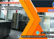 ¡alta calidad!! reparacion-mesas refrigeradas