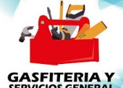 Gasfitero en breña 972091943