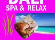 Dali spa masajes y relax para tus sentidos
