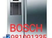 A domicilio- tÉcnicos de refrigeradoras bosch