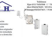 Servicio técnico de termas aquamaxx 7650598