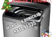 Lg-especialistas en reparación de lavadoras-