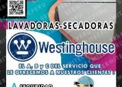 White westinghouse!!! técnicos a domicilio-jesús m