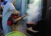 Fumigacion con humo, nebulizacion en lima 7924041