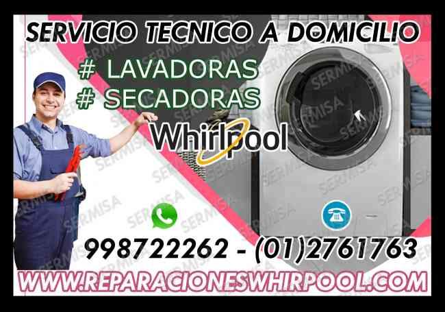 Listos! servicio tecnico whirlpool 2761763