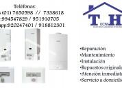 Instalacion, mantenimiento y reparacion de termas