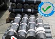 Membrana asfaltica, liquida, alumizada, lisa