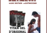 Titan gel tienda autorizada sexshop san isidro
