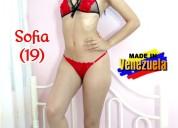 Sofia - venezolana de piel blanca - trato de parej