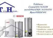 Termas bosch servicio tecnico a domicilio termas