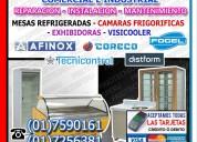¡solutions! reparación«mesas refrigeradas»7590161