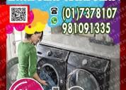 Mantenimiento de lavadoras lg 7378107* san isidro