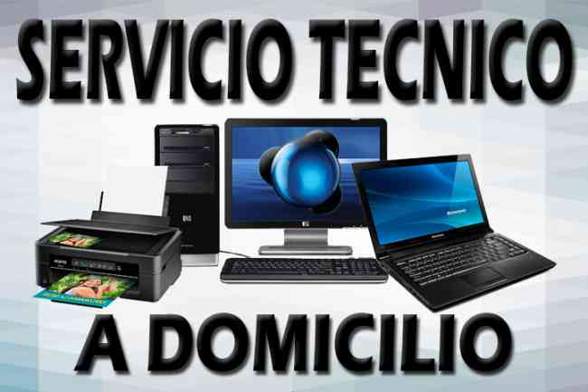 Soporte e Reparaciones Laptops Pc a domicilio