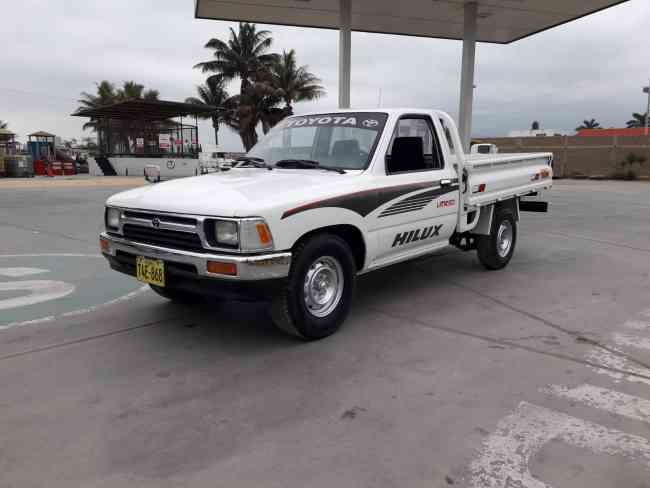Toyota Hilux,1994, Motor diesel 2L