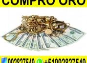 Compramos oro - plata - al mejor precio