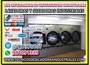 Servicio tecnico de lavadoras industriales unimac