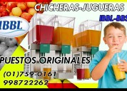 Incredible! repuestos refresqueras  ibbl 998722262
