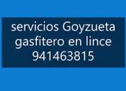 Gasfitero en jesus maria 941463815
