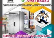 Reparaciones técnicos de refrigeración 998766083