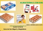 Huevos por delivery