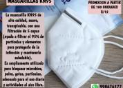 Mascaras de proteccion e higiene covid