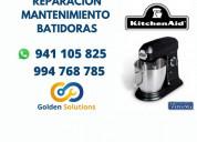 Reparacion de batidoras kitchen aid 941105825 lima