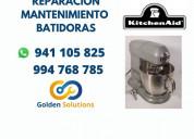 Servicio técnico batidoras kitchen aid  941105825