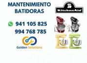 Mantenimiento de batidoras kitchen aid 941105825
