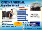 Alquilamos oficina virtual a tu alcance