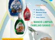 JabÓn liquido glicerinado e hidratante venta