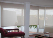 Arreglo de cortinas rollers screen a domicilio -