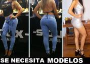Se solicita peruanas o extranjeras para modelaje