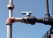 Reparamos tuberías de agua lima