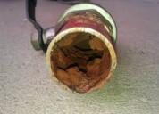 Mantenimiento de tuberías de agua