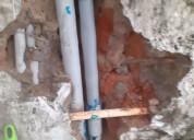 Instalaciones de tuberías de agua