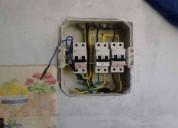 Mantenimiento de tablero eléctrico