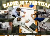 Se alquila oficina virtual en miraflores
