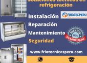 AquÍ!! soluciones rÁpidas en cÁmaras frigorÍficas