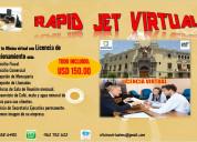 Alquiler de oficina virtual licencia funcionamient