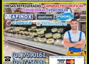 C.a.m.a.r.a.s frigoricas servicio técnicos-rimac